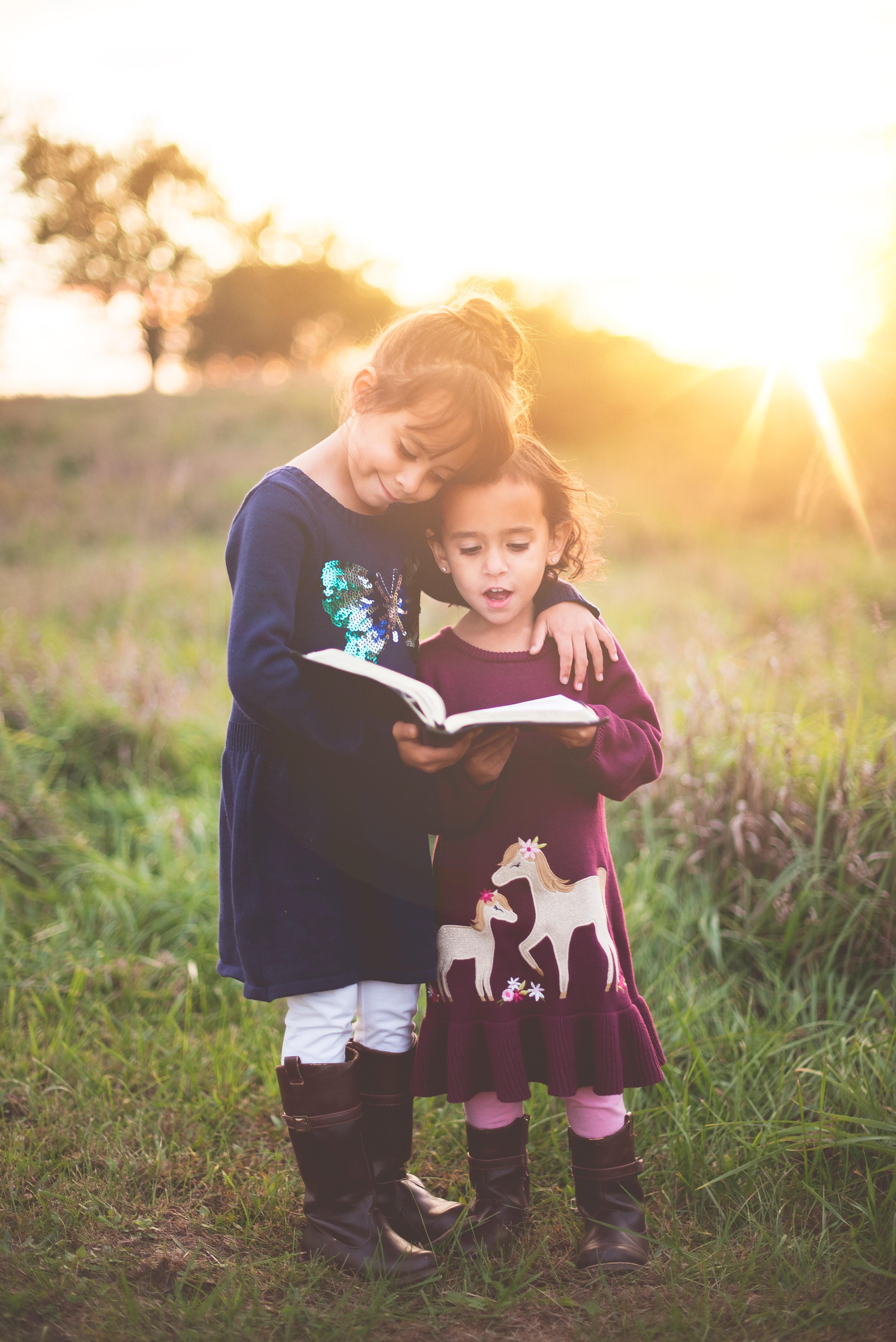Keep Those School Skills Sharp - Family Reading